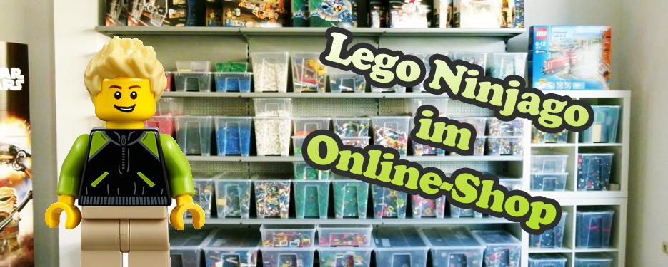 Lego Ninjago im Online-Shop