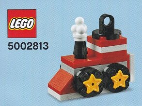 lego mini weihnachtszug 5002813 polybag 12 90. Black Bedroom Furniture Sets. Home Design Ideas