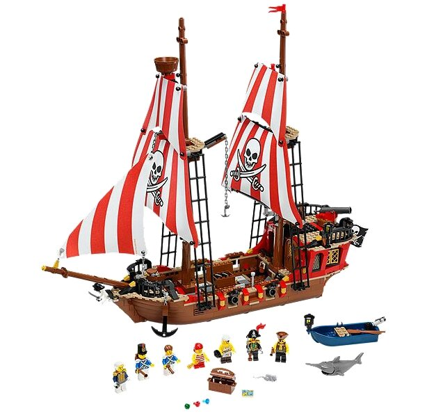lego gro es piratenschiff 70413 179 90. Black Bedroom Furniture Sets. Home Design Ideas