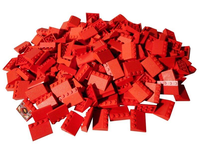 Lego Jurassic World Rote Steine